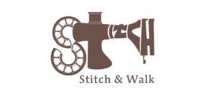 Nahast poolsaapad Stitch&Walk tüdrukutele 052-6D